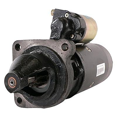 DB Electrical SBO0070 New Starter For Fiat Allis Crawler Loader, Excavator, 65B Grader 1975-1995 El Loader Fr70 Fr90, Aifo Engine & Marine With 5.2 5.5 Liter 4231018 4269114 4682999 4692477 4699704: Automotive