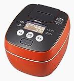 Tiger rice cooker 5.5 Go pressure IH Urban orange freshly cooked rice cooker JPB-G102-DA Tiger