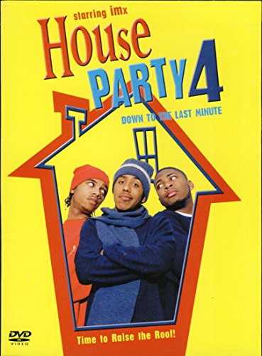 House Party 4: Down to the Last Minute (House Party 4 Down To The Last Minute)