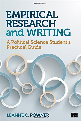 Empirical Research and Writing: A Political Science Student's Practical Guide