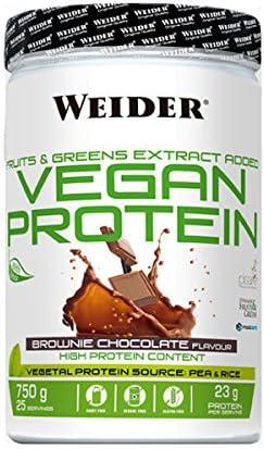 Weider Vegan Vegan Protein - 750 gr Iced Capuccino