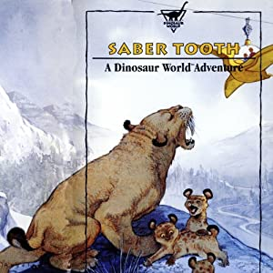 Sabretooth Audiobook