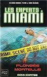Les Experts : Miami, Tome 13 : Plongée mortelle par Debrandt
