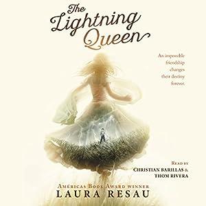 The Lightning Queen Audiobook