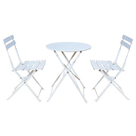 Simplicidad Con Estilo Muebles De Balcón Hierro Forjado Tres
