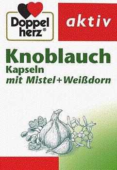 Doppelherz aktiv Knoblauch, 480 Kapseln
