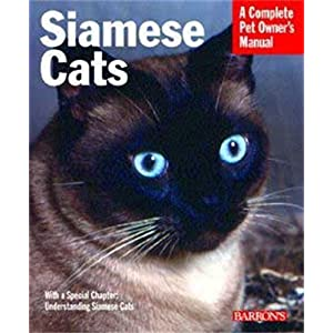 Siamese Cats (Complete Pet Owner's Manual) 21