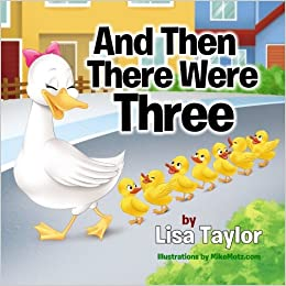 Book And Then There Were Three