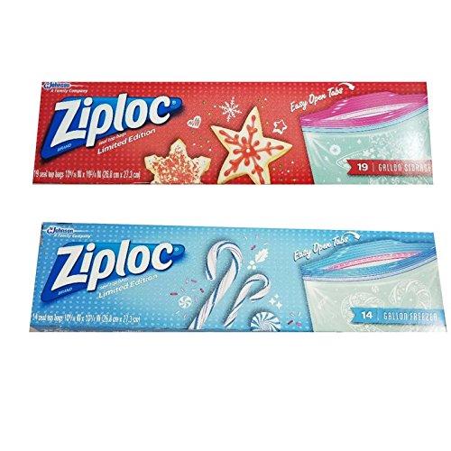 zip lock freezer container - 3