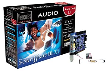 HERCULES FORTISSIMO 3 DRIVER FOR MAC DOWNLOAD