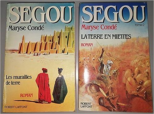 Amazon Fr Segou Tome 1 Tome 2 2 Livres Broches Les