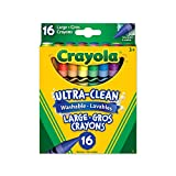 Crayola 16 Large Washable Crayons