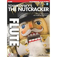 Tchaikovsky's The Nutcracker -For Flute-: Noten, CD für Flöte