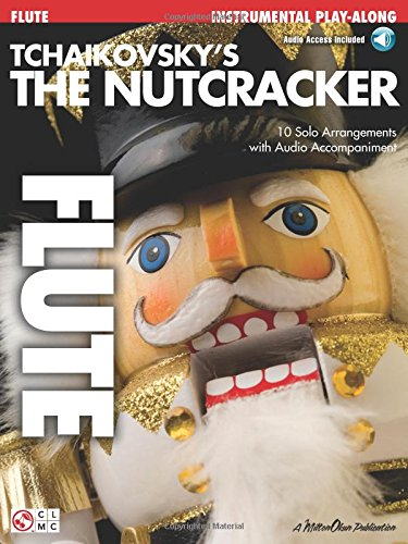 Tchaikovsky's The Nutcracker: Flute Play-Along Book with Online Audio