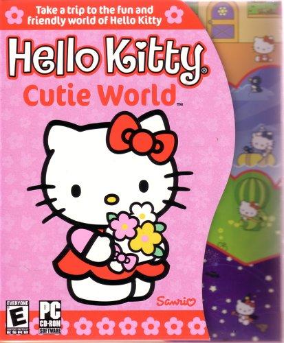 Hello Kitty Computer Games - 9