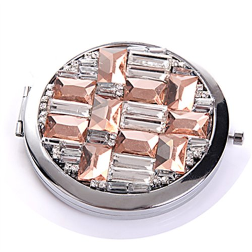 Smile Mirror Cosmetic colour jewel Magnifying makeup Luxury by SmileMirror