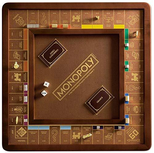 (Winning Solutions Monopoly Luxury Edition Board Game)