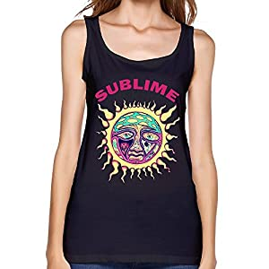 Studio Albums Sublime Logo For Women's Tank Tops