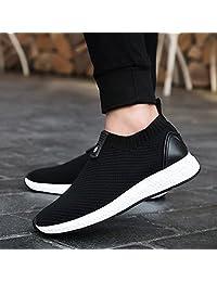 HAN Calzado de hombre Zapatos para Hombres Zapatos de Red Deportes al Aire  Libre Correr Ocio a31202f1285f8