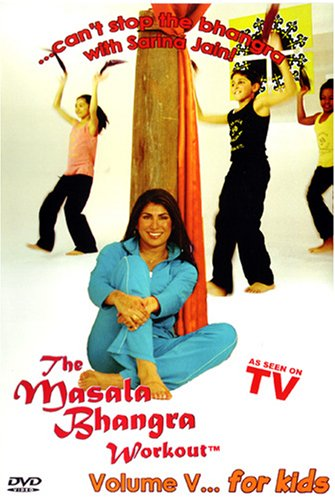 The Masala Bhangra Workout, Vol. 5: For Kids by Tapeworm