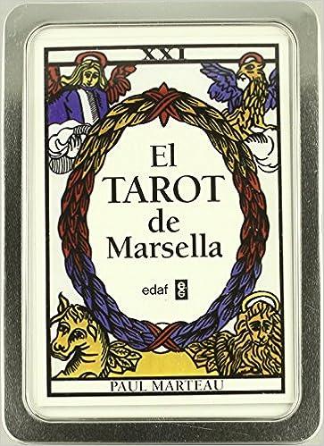 El tarot de Marsella Libro y cartas La Tabla De Esmeralda de ...