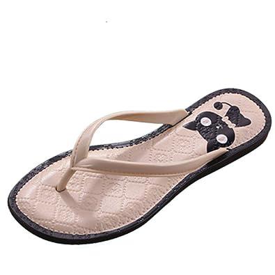 Chanclas para Mujer Sandalias Planas Zapatillas ...