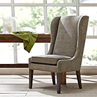Madison Park FPF20-0279 Garbo Captains Dining Chair