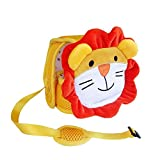 wintefei Baby Infant Toddler Anti-Collision Head Protective Safety Helmet for Walking - Lion