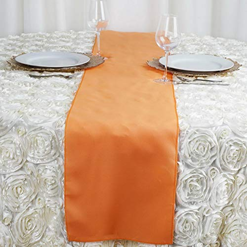 Mikash 10 Pack Polyester Table Runner Wedding Party Banquet Decoration 20+ Colors! | Model WDDNGDCRTN - 20437 | ()