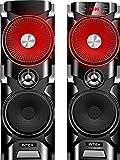 Intex IT-TW12006FMUB 2.0 Channel Tower Speakers (Black)