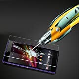 YUYIKES Explosion Proof Premium Tempered Glass Screen Protector Film Guard for Sony Xperia Z Ultra Xl39h