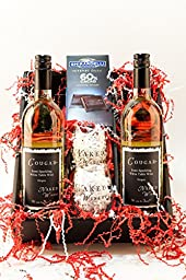 Frisky & Flirty Wine Gift Set, 2 x 750 mL