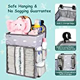 Hanging Nursery Organizer and Baby Diaper
