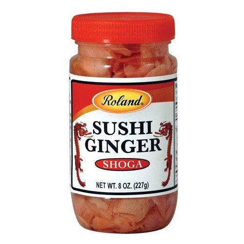 Sushi Ginger (Shoga) by Roland (8 ounce) by Roland