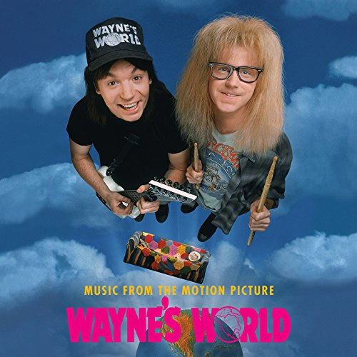 Wayne's World (2LP Pink & Blue Vinyl)