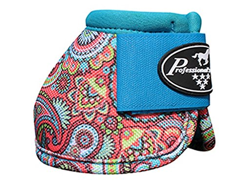 Professional's Choice Pro Choice Ballistic Overreach Color Block Boots (Paisley Bell)