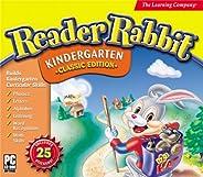 Reader Rabbit Kindergarten (Jewel Case)
