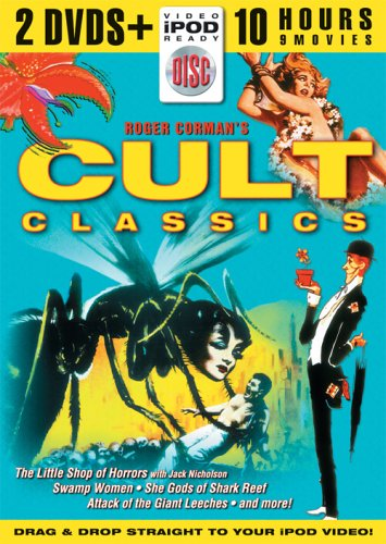 Roger Corman's Cult Classics (2 DVD + video iPod ready disc) (2006) (Roger Cormans Cult Classics Sword And Sorcery Collection)