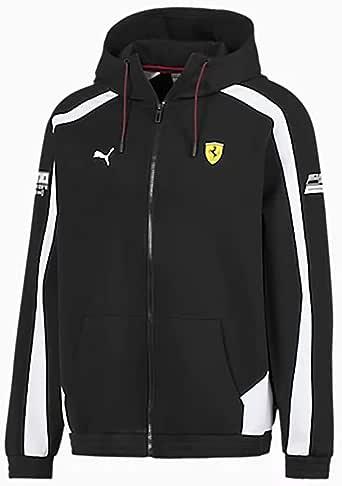 PUMA Men's Scuderia Ferrari Hooded Jacket