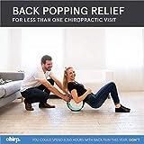 """Plexus Chirp 10"""" Deep Tissue Wheel+ for Back"""