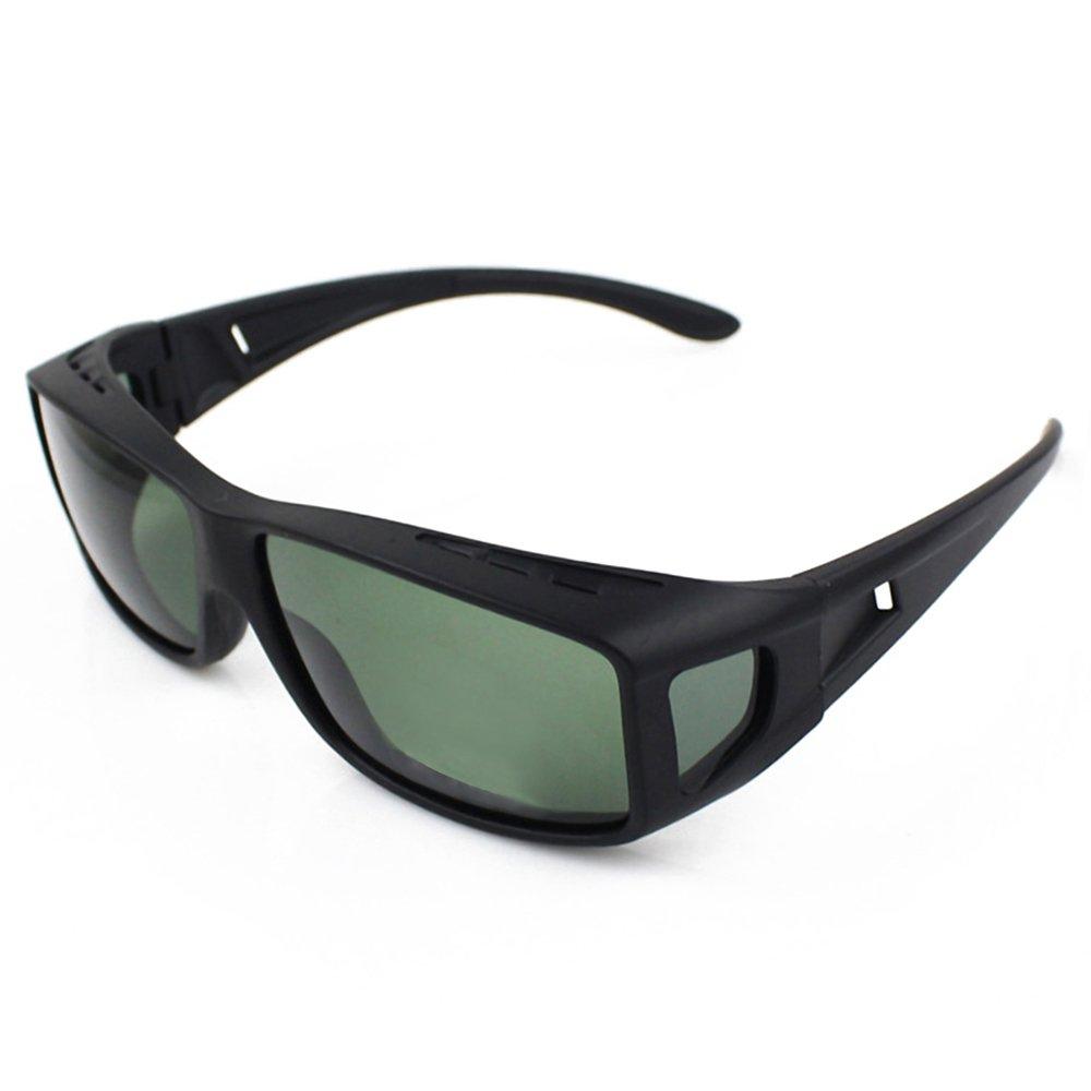 cf0c45ab9be WELUK Polarized Over Glasses Wrap Around Sunglasses Anti Glare for Women    Men product image