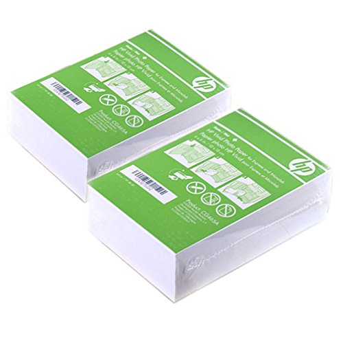 2 Pack Genuine HP Vivid Photo Paper 4