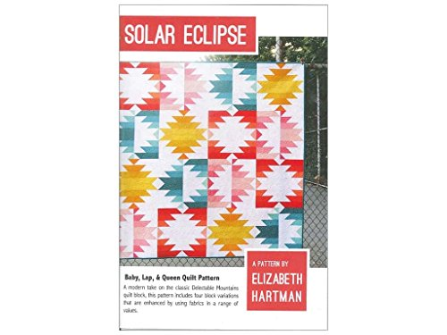 Elizabeth Hartman Solar Eclipse Pattern