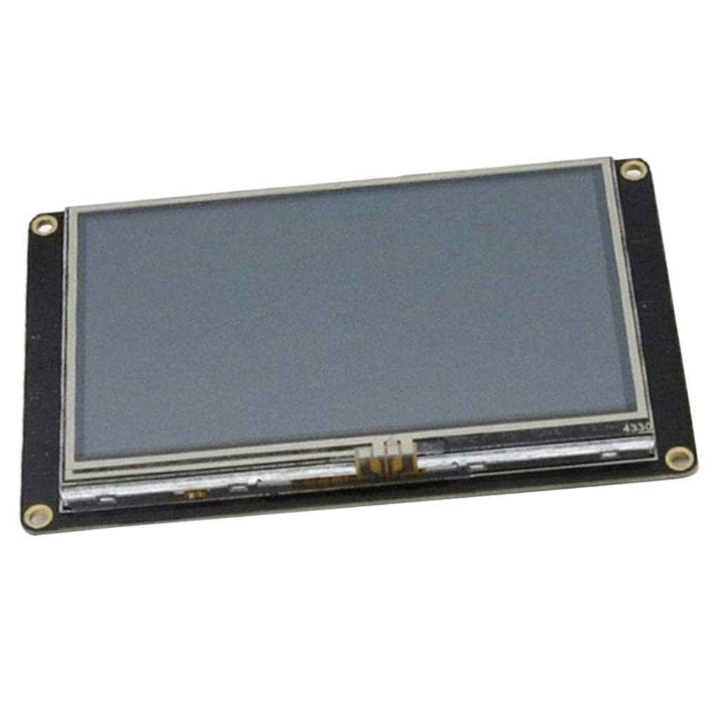 Baosity 4.3 Inch HMI LCD Display Module TFT Touch Panel for NX4827K043 Enhanced, Support GPIO by Baosity (Image #7)