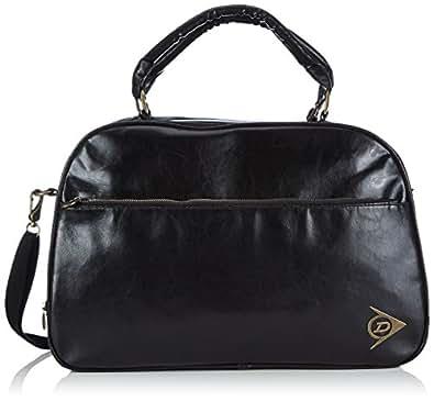 Dunlop Citybag, Bolso Tote para Mujer, Negro, 50x31x22 cm (B x H x T)