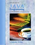 Introduction to Java Programming with Microsoft Visual J++ 6.0