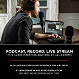 M-Audio Recording, Streaming and Podcasting Bundle
