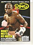 The Ring Magazine (Money meets his match 10 guys who would have kicked Mayweather's butt, November 2010)