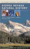 Sierra Nevada Natural History (California Natural History Guides)