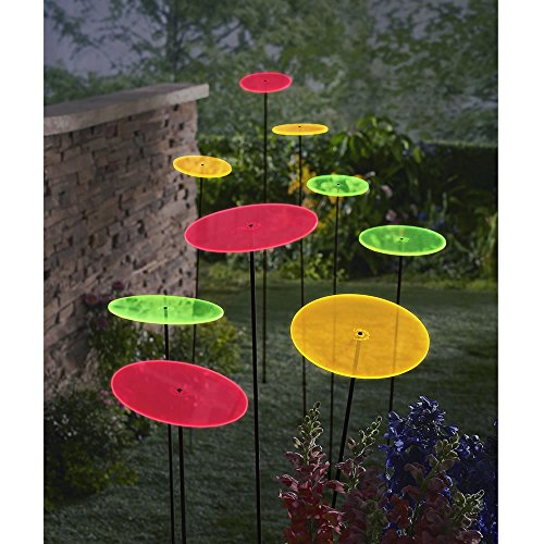 Hammacher Schlemmer The Glowing Suncatchers by Hammacher Schlemmer